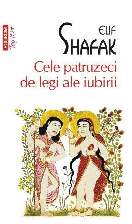 Titlu original: The Forty Rules of Love  Editura: Polirom Format: paperback, 180x 106 mm Anul ediției: 2014 Anul primei publicări: 2010 Număr pagini: 420 Comandă la: Libris