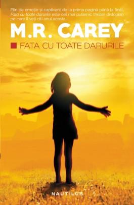 Titlu original: The Girl With All The Gifts Editura: Nemira Format: paperback, 200x 130 mm Anul ediției: 2016 Anul primei publicări: 2014 Număr pagini: 416 Comandă la: Nemira, Libris
