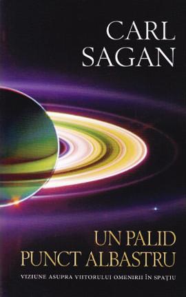 Titlu original: Pale Blue Dot: A Vision of the Human Future in Space  Editura: Herald Format: paperback, 200x 130 mm Anul ediției: 2016 Anul primei publicări: 1994 Număr pagini: 352 Comandă la: Herald, Libris