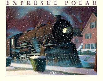 Titlu original: The Polar Express  Editura: Arthur Format: hardback, 240x 295 mm Anul ediției: 2014 Anul primei publicări: 1985 Număr pagini: 32