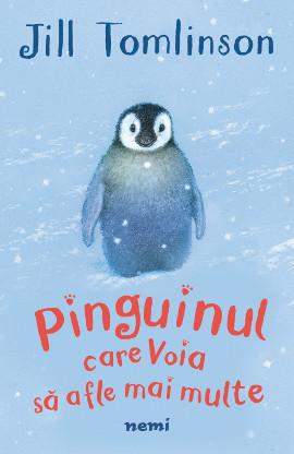 Jill Tomlinson - pinguinul care voia sa afle mai multe